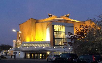 Ausstellung Frank O. Gehry – Hans Scharoun
